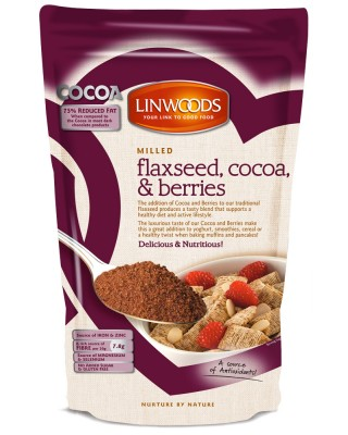 Flaxseed, Cocoa & Berries