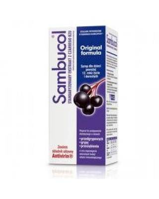 Sambucol Black Elderberry Original