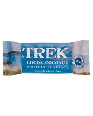 Cocoa & Coconut Protein Flapjack