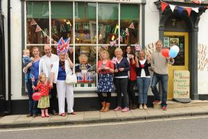 Jubilee Celebrations at Spill the Beans